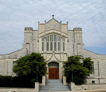 First United Methodist Church on Central Ave Hot Springs