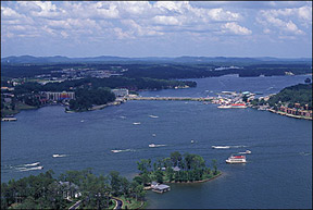 Hot Springs Arkansas - Lake Hamilton